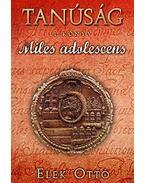 Miles adolescens