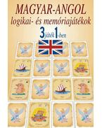 Magyar-angol logikai- és memóriajátékok