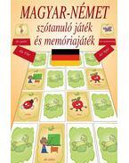 Magyar-német szótanuló- és memóriajáték