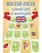 Magyar-angol szótanuló- és memóriajáték