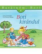 Bori kirándul - Barátnőm, Bori
