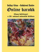Online barokk. Olasz költészet a 20. század második felében (Antológia)