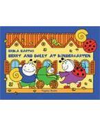 Bogyó és Babóca az óvodában - angol nyelven(Berry and Dolly at Kindergarten)