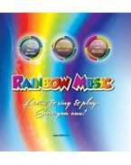 Rainbow musicListen & sing & play. Sure you can!
