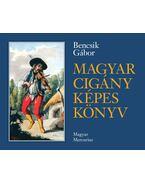 Magyar cigány képes könyv
