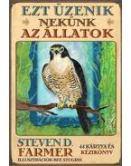 EZT ÜZENIK NEKÜNK AZ ÁLLATOK - Könyv + 44 kártya