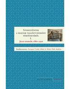 Szemelvények a magyar vallástudomány történetéből I. Jeles szerzők 1860-1920
