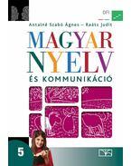 11531 MAGYAR NYELV ÉS KOMMUNIKÁCIÓ TK. 5. NAT. 2012
