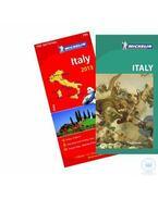 Olaszország útikönyv ajándék Olaszország - 2013. térképpel