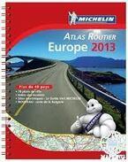 Európa atlasz 2013 (Michelin Motoring Atlas)