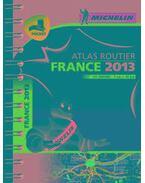 Franciaország zsebatlasz 2013