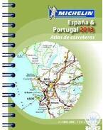 Spanyolország / Portugália zsebatlasz 2013