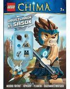 LEGO 1. - Oroszlánok és sasok - Chima - minifigurás