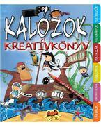 KALÓZOK - KREATÍVKÖNYV