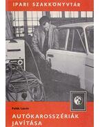 Autókarosszériák javítása