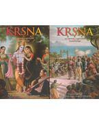 KRSNA - az Istenség Legfőbb Személyisége I-II.