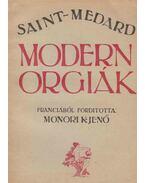 Modern orgiák