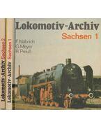 Lokomotiv-Archiv Sachsen 1-2.