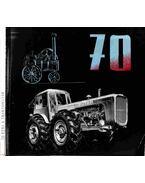 70 éves a traktorgyár