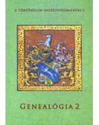 Genealógia 2.