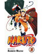 Naruto 20. - Naruto vs Szaszuke!!