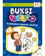 BUKSI-TORNA - GONDOLKODTATÓ FELADATOK OVISOKNAK