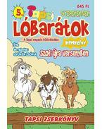 Lóbarátok - Szofi újra versenyben - Tapsi zsebkönyv 5.