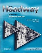 NEW HEADWAY ADVANCED WORKBOOK WITH KEY - THE NEW EDITION