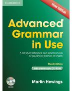 ADVANCED GRAMMAR IN USE-THIRD ED. WITH CD