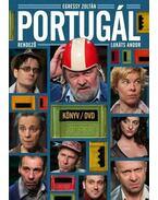 PORTUGÁL - KÖNYV/DVD -
