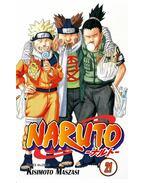 Naruto 21. - Nem bocsátom meg!!