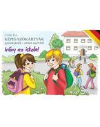 Képes szókártyák gyerekeknek - német nyelvből - Irány az iskola!