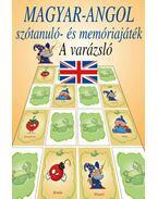 Magyar-angol szótanuló- és memóriajáték - a varázsló