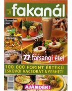 Fakanál 200/2. - 77 farsangi étel