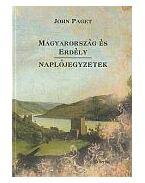 Magyarország és Erdély - Naplójegyzetek