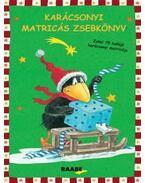 Zokni, a kis holló - Matricás zsebkönyv karácsonyra