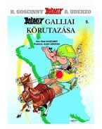 Asterix galliai körutazása - Asterix 5.