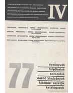 A magyar múzeumok kiadványainak bibliográfiája