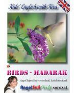 Kids' English with Kira - Birds - Madarak