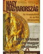 Nagy Magyarország 2009. december