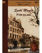 FÜR ELISE - CD-ROM - HANGOS REGÉNY