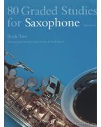 80 Graded Studies for Saxophone (alto/tenor)