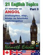 21 English Topics Part 3