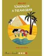 Tökmagok a piramisban - Most én olvasok! 4. szint