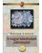 A magyar kalandozások zsákmányáról - Kovács László