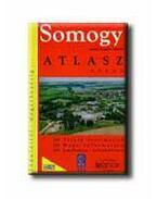 SOMOGY MEGYE ATLASZA - 244 TÉRKÉP-INFORMÁCIÓK -