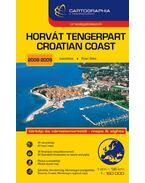 HORVÁT TENGERPART - ORSZÁGRÉSZTÉRKÉPEKKEL (1:200 000)* CARTO