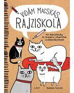 Vidám macskás rajziskola - 50 macskaság és kreatív irkafirka cicabarátoknak