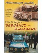 Ferjáncz - Zsembery riportkönyv