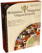 BRITANNICA HUNGARICA VILÁGENCIKLOPÉDIA 2005